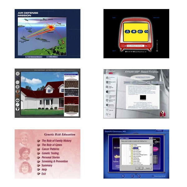 CD-ROM Projects