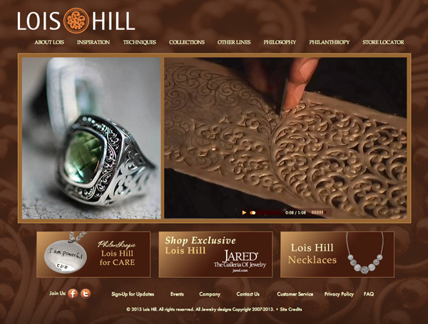 Lois Hill Collections