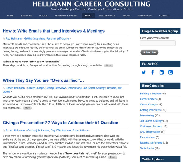 Hellmann Consulting